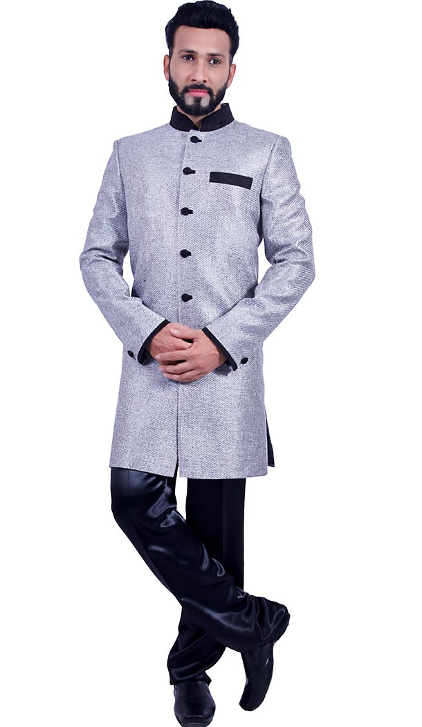 Buy Indo Western Dress For Men For Wedding And Party Fh451270772