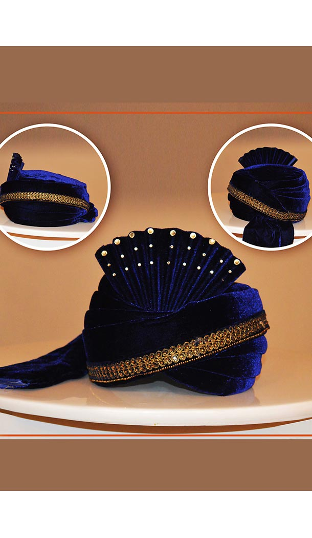 Wedding Turban