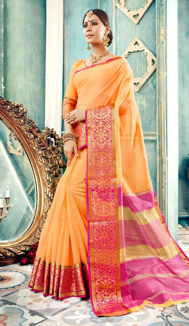 buy cotton sarees online in india | indian traditional