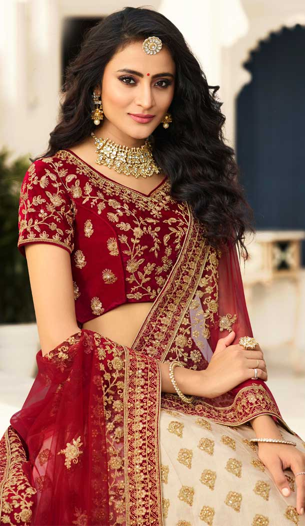 new bridal wedding designer lehenga choli with price
