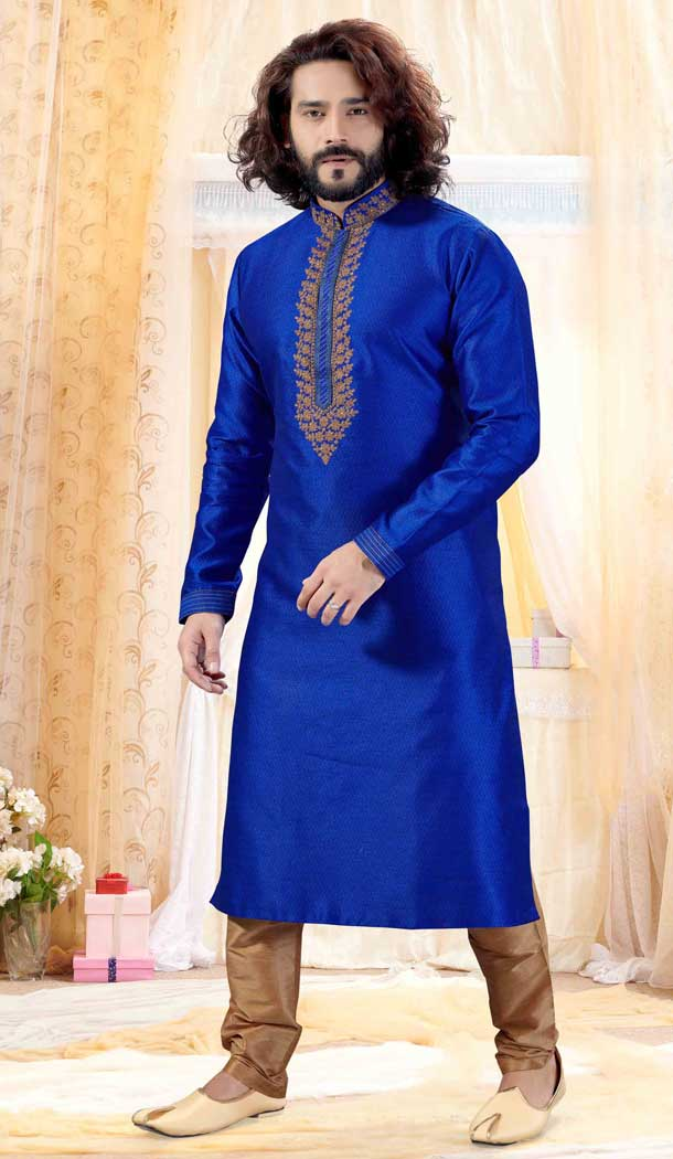 embroidery kurta pajama design 2020 for man