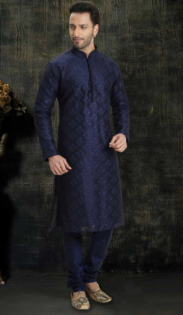 eid wear readymade kurta pajama image for man