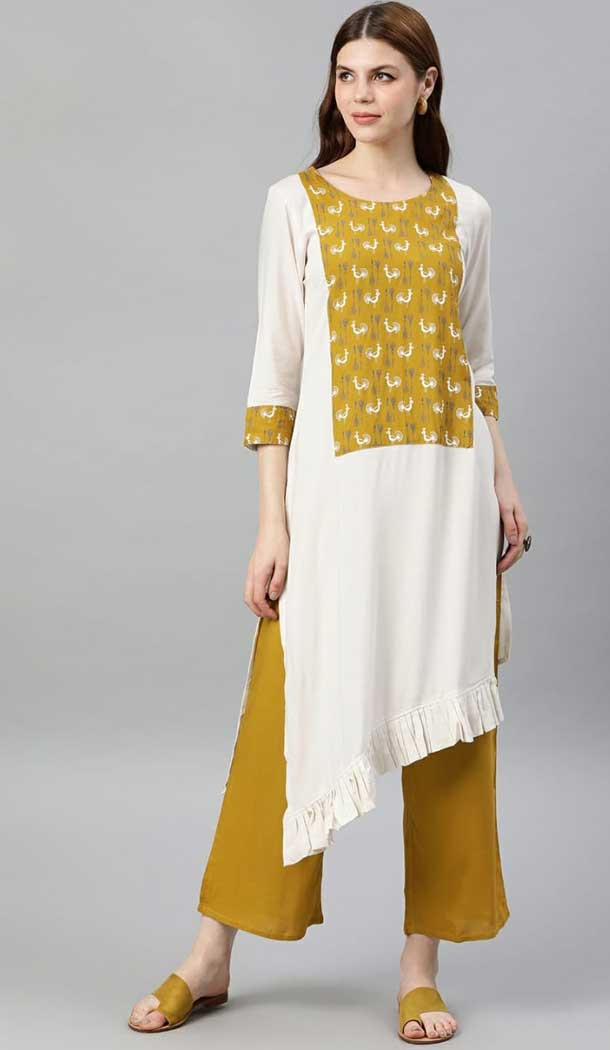 latest designs of kurtis for stitching -729390317