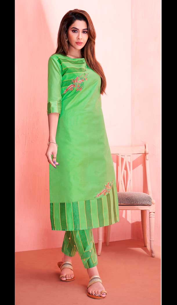 plus size long kurtis with palazzo pant online -803398096