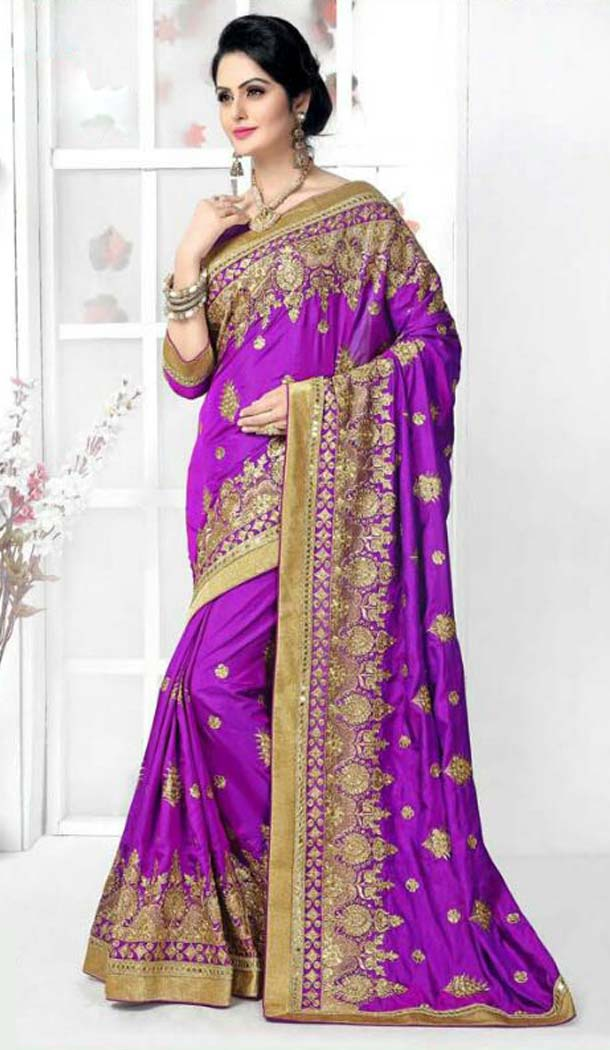 multicolor Leheriya Saree a different grace and style